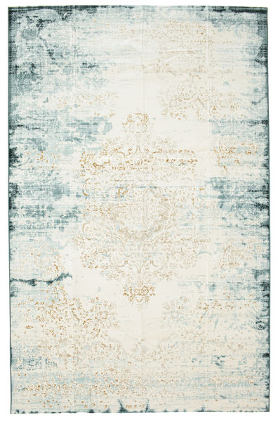 Alaska - Light Blue/Cream Rug 200X300 Modern White/Creme/Beige ( Turkey)