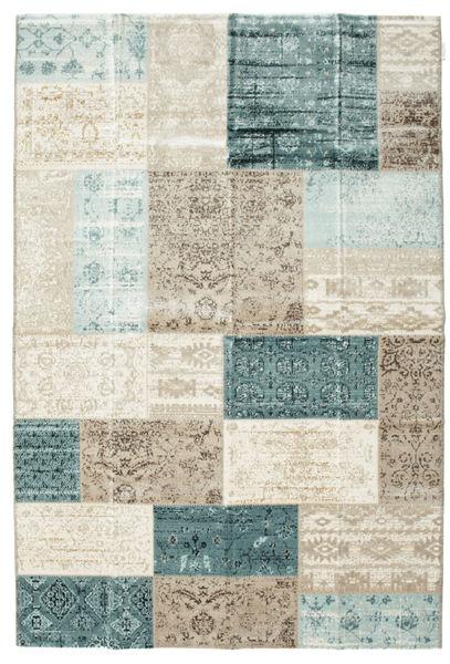 Patchwork Auckland tapijt RVD9839