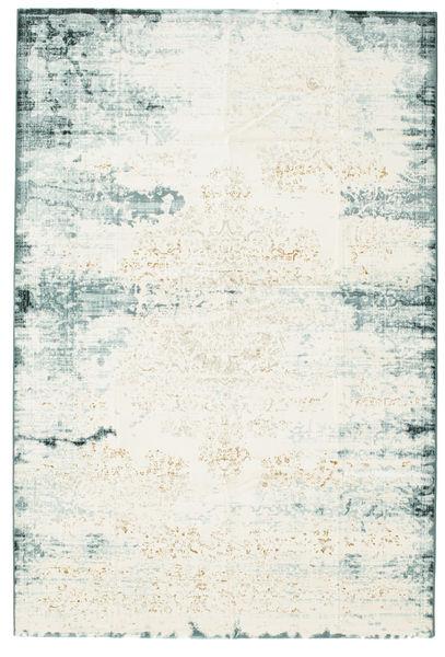 Alaska - Jasny Niebieski/Cream Dywan 160X230 Nowoczesny Beżowy/Jasnoszary/Biały/Creme ( Turcja)