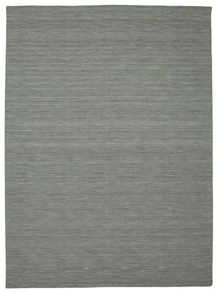 Kilim Loom - Dark Grey Rug 250X350 Authentic  Modern Handwoven Light Grey/Dark Grey Large (Wool, India)