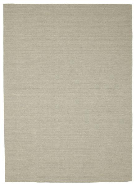 Covor Chilim loom - Gri Deschis / Bej CVD9082