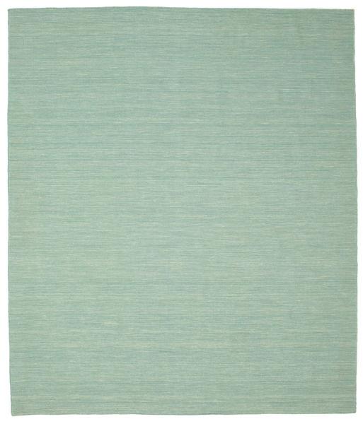 Kelim loom - Mint Grøn tæppe CVD8678