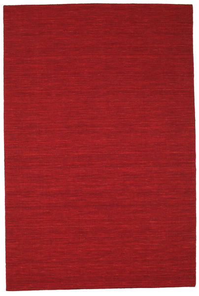 Covor Chilim loom - Dark Red CVD8707