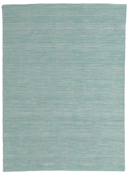 Koberec Kelim loom - Mint Zelená CVD8688