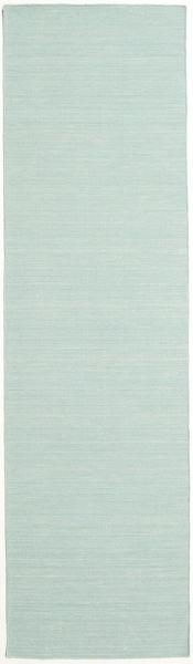 Alfombra Kilim loom - Mint Verde CVD8752