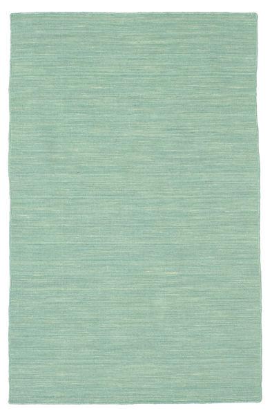 Kelim loom - Mint Grön matta CVD8690