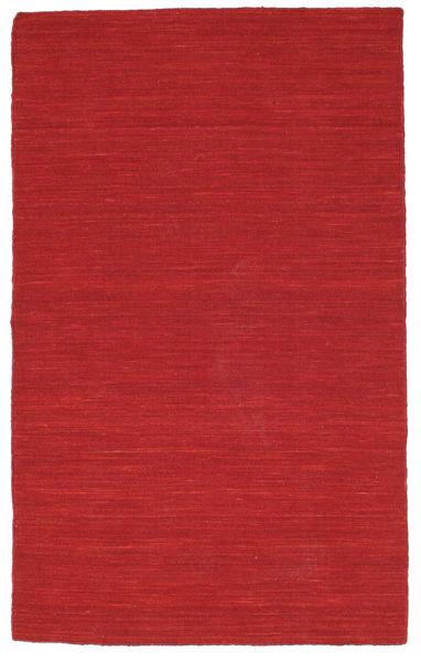 Koberec Kelim loom - Dark Red CVD8719