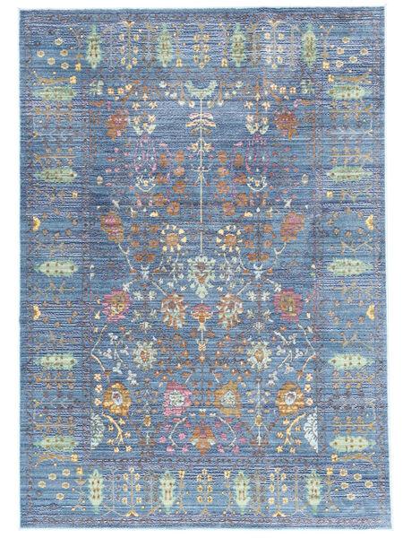 Celeste - Sininen Matto 140X200 Moderni Vaaleanharmaa/Vaaleansininen ( Turkki)