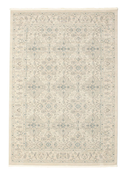 Ziegler Greenville Rug 240X340 Oriental White/Creme/Light Grey ( Turkey)