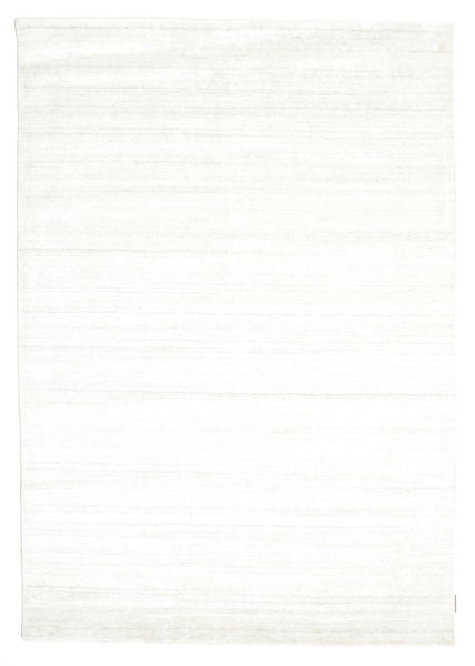 Bamboo Silk Loom - Light Natural Rug 160X230 Modern Beige ( India)