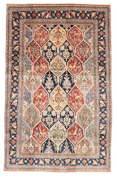Bakhtiari Rug 195X310 Authentic  Oriental Handknotted Light Brown/Beige (Wool, Persia/Iran)