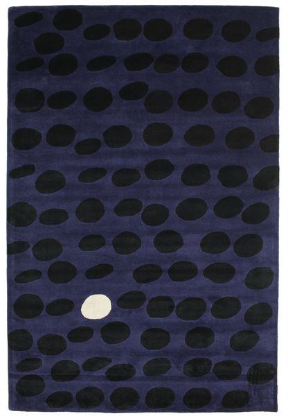 Camouflage Handtufted - Dark Rug 200X300 Modern Black/Dark Purple (Wool, India)