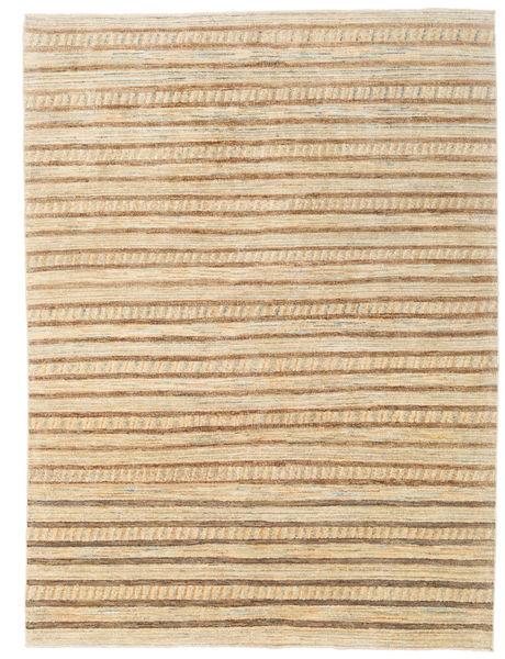 Ziegler Modern Rug 137X181 Authentic  Modern Handknotted Beige/Dark Beige (Wool, Pakistan)