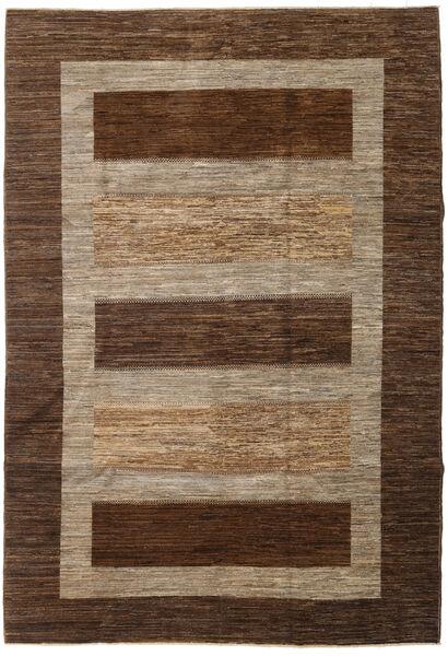 Ziegler Modern Rug 199X289 Authentic  Modern Handknotted Brown/Light Brown/Dark Brown (Wool, Pakistan)