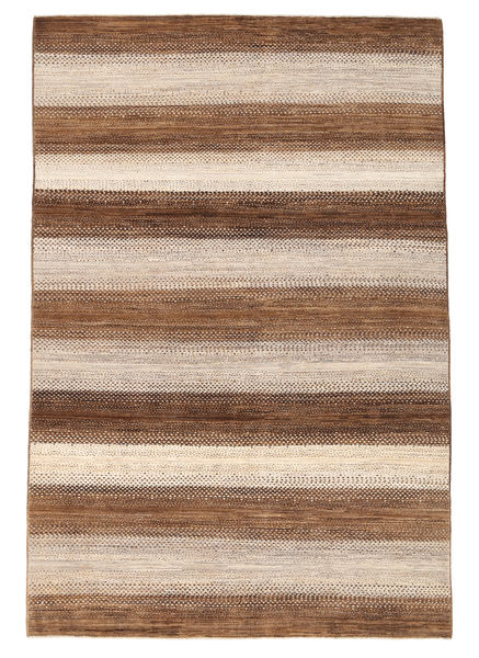 Ziegler Modern Rug 197X294 Authentic  Modern Handknotted Brown/Beige (Wool, Pakistan)