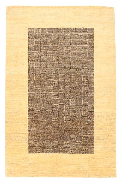 Ziegler Modern Rug 183X278 Authentic  Modern Handknotted Dark Beige/Light Brown (Wool, Pakistan)