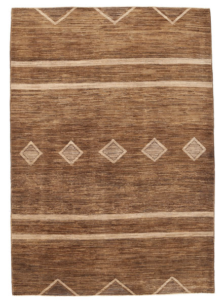 Ziegler Modern Rug 185X267 Authentic  Modern Handknotted Brown/Light Brown (Wool, Pakistan)