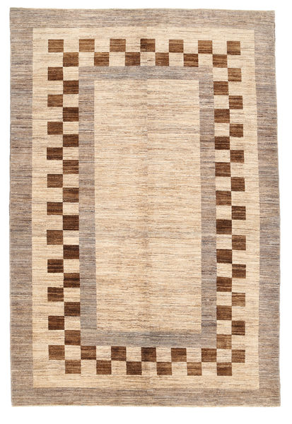 Ziegler Modern Rug 188X273 Authentic  Modern Handknotted Beige/Light Brown/Brown (Wool, Pakistan)