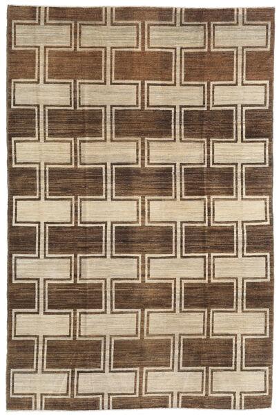 Ziegler Modern Rug 191X265 Authentic  Modern Handknotted Brown/Beige (Wool, Pakistan)