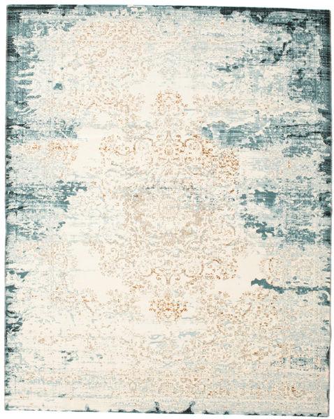 Alaska - Licht Blauw / Cream tapijt RVD10382