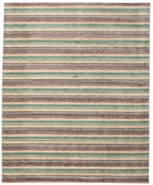 ハンドルーム 絨毯 245X303 モダン 手織り 薄茶色/ベージュ (ウール, インド)