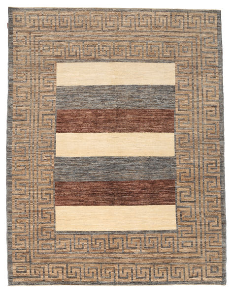 Ziegler Modern Rug 250X316 Authentic  Modern Handknotted Brown/Light Grey Large (Wool, Pakistan)