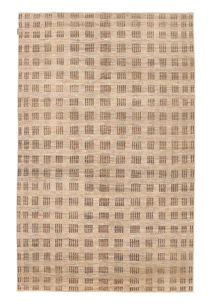 Ziegler Modern Rug 188X293 Authentic  Modern Handknotted Light Brown/Light Pink (Wool, Pakistan)