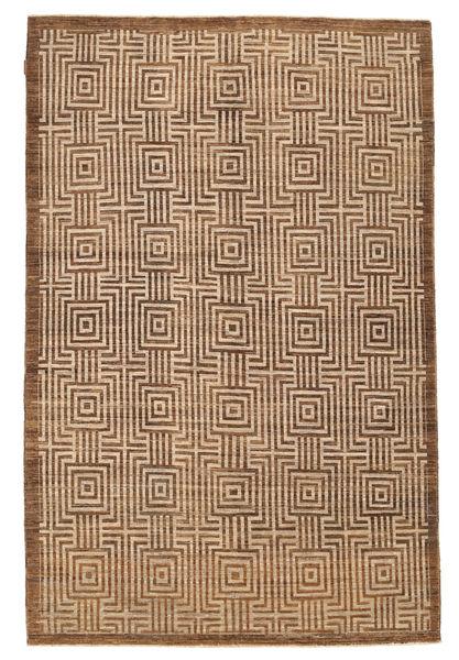 Ziegler Modern Rug 190X283 Authentic  Modern Handknotted Brown/Light Brown (Wool, Pakistan)