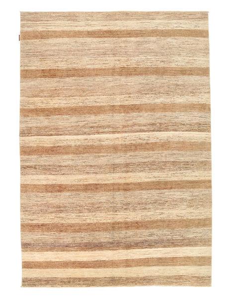 Ziegler Modern Rug 202X293 Authentic  Modern Handknotted Beige/Light Brown (Wool, Pakistan)