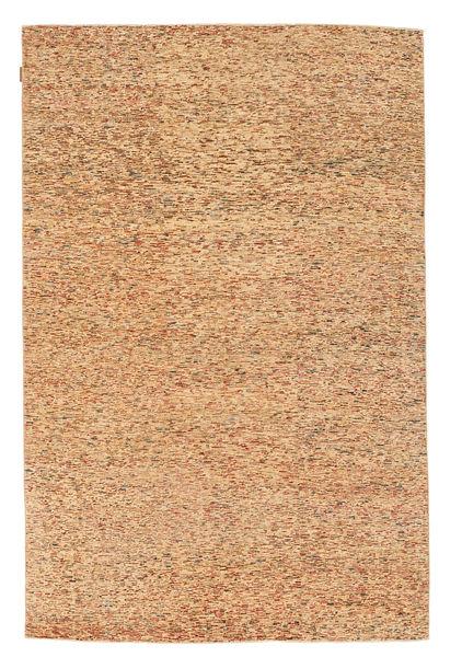 Ziegler Modern Rug 177X263 Authentic  Modern Handknotted Rust Red/Light Brown/Dark Beige (Wool, Pakistan)