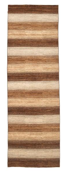 Ziegler Modern Rug 158X494 Authentic  Modern Handknotted Hallway Runner  Brown/Dark Beige (Wool, Pakistan)