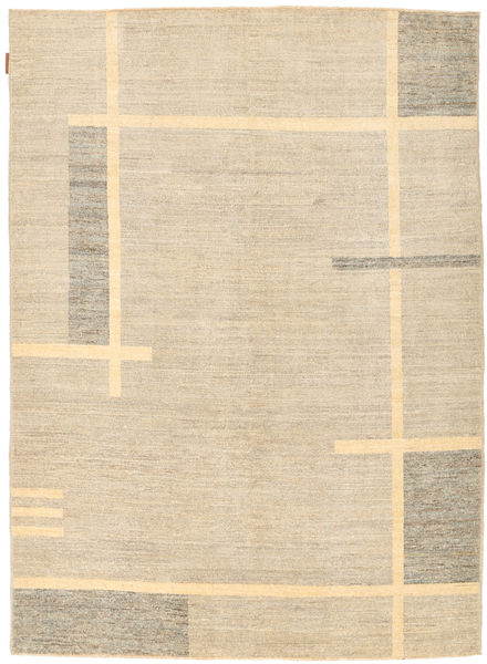 Ziegler Modern Rug 148X200 Authentic  Modern Handknotted Light Brown/Beige/Dark Beige (Wool, Pakistan)