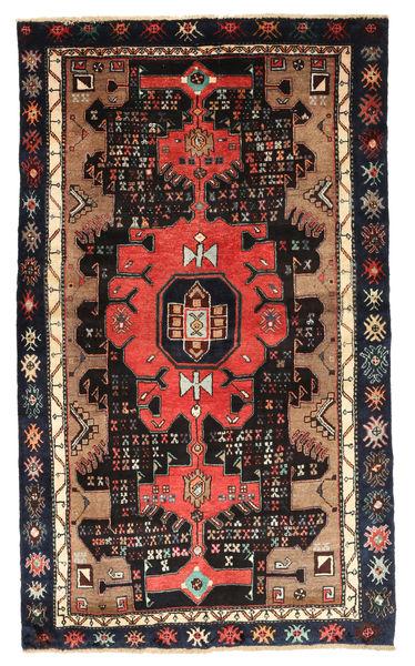 Koliai Matto 138X227 Itämainen Käsinsolmittu Tummanpunainen/Tummansininen (Villa, Persia/Iran)