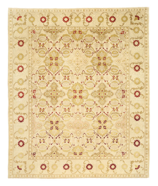 Egypt Rug 246X292 Authentic  Oriental Handknotted Beige/Yellow (Wool, Egypt)