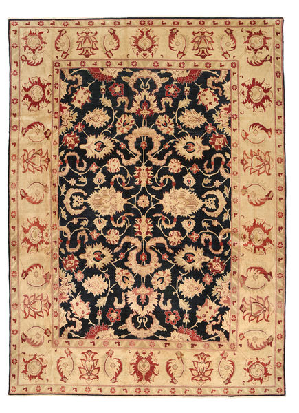 Egypt Rug 288X399 Authentic  Oriental Handknotted Light Brown/Dark Beige Large (Wool, Egypt)