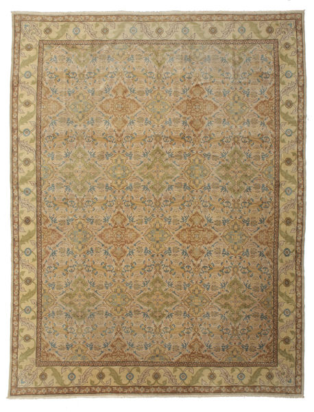 Egypt Rug 400X535 Authentic  Oriental Handknotted Light Brown/Dark Beige Large (Wool, Egypt)