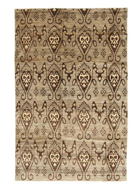Ziegler Modern Rug 178X267 Authentic  Modern Handknotted Light Brown/Dark Brown (Wool, Pakistan)