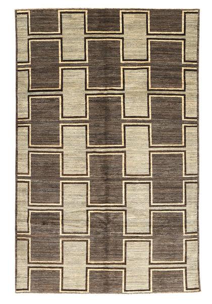 Ziegler Modern Rug 173X271 Authentic  Modern Handknotted Dark Brown/Dark Beige (Wool, Pakistan)