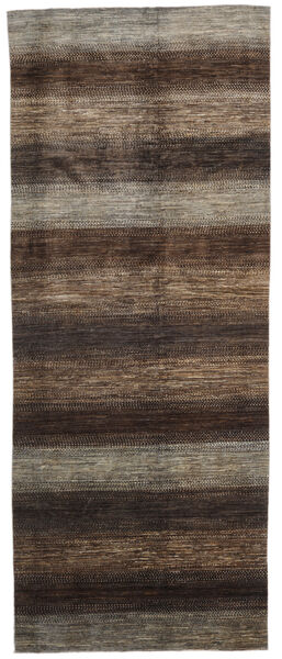 Ziegler Modern Rug 193X487 Authentic  Modern Handknotted Hallway Runner  Light Brown/Dark Brown/Brown (Wool, Pakistan)