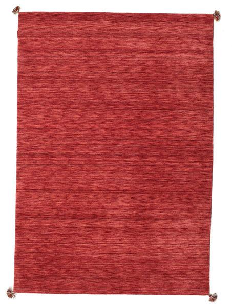 Loribaf Loom Teppe 171X245 Ekte Moderne Håndknyttet Rød/Mørk Rød/Rust (Ull, India)