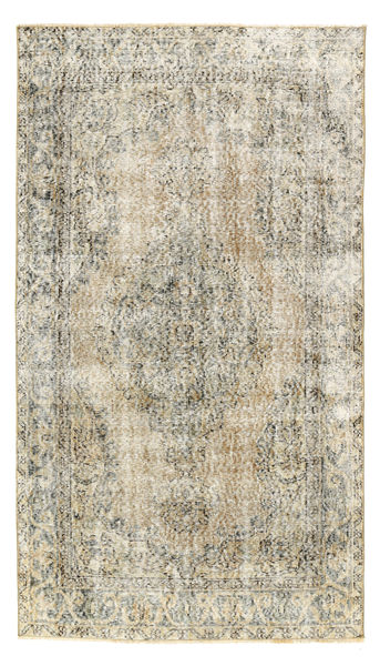 Colored Vintage rug XCGW832