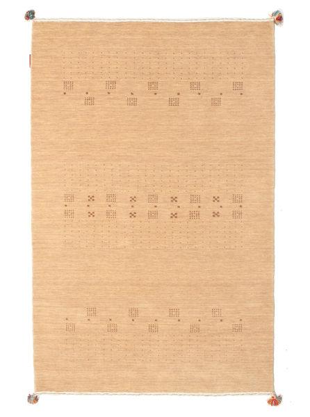 Loribaf Loom Rug 117X181 Authentic  Modern Handknotted Dark Beige/Light Brown (Wool, India)