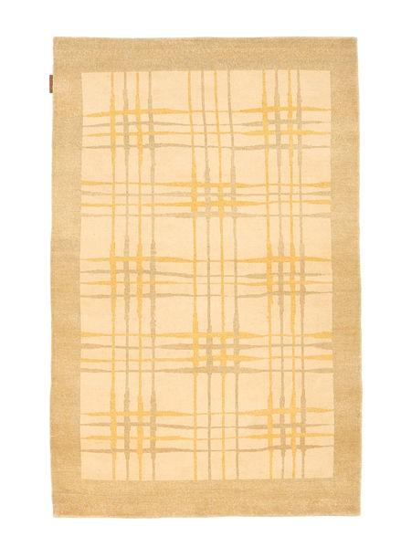 Ziegler Modern Rug 108X169 Authentic  Modern Handknotted Dark Beige (Wool, Pakistan)