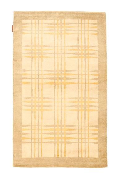 Ziegler Modern Rug 92X155 Authentic  Modern Handknotted Dark Beige/Light Brown (Wool, Pakistan)
