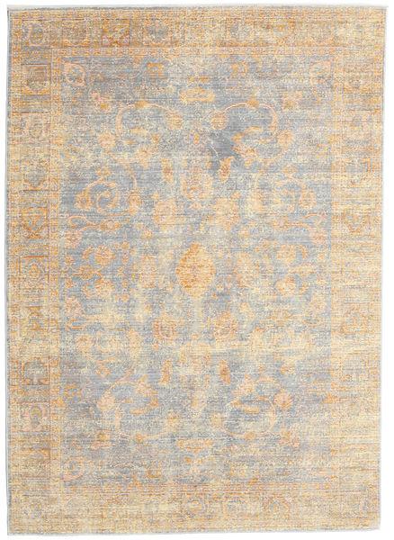 Maharani - Harmaa / Keltainen-matto CVD12021