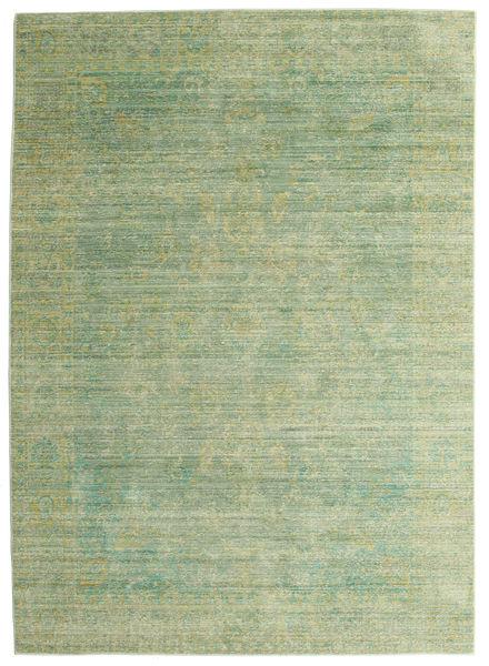 Maharani - Grön Matta 160X230 Modern Ljusgrön/Olivgrön ( Turkiet)
