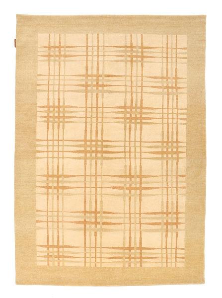 Ziegler Modern Rug 141X200 Authentic  Modern Handknotted Dark Beige/Light Pink/Light Brown (Wool, Pakistan)