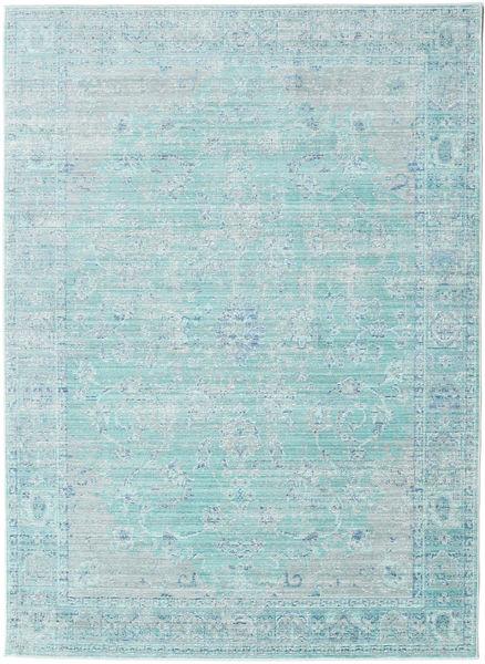 Maharani - Blau Teppich CVD12138