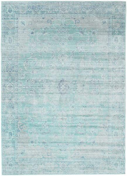 Maharani - Kék Szőnyeg 160X230 Modern Világosszürke/Pasztellzöld ( Törökország)