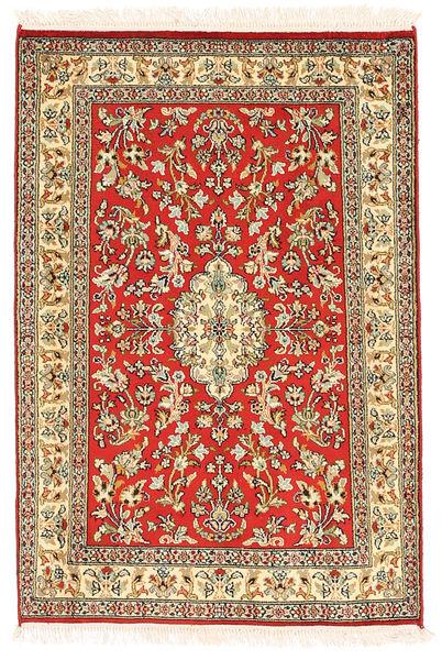 Kashmir ren silke teppe XVZC46